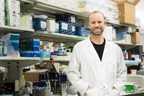 Dr. Brent Guppy – Research Fellow – 2018 Featured Image