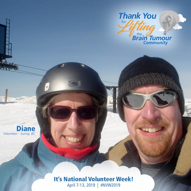 Diane's Volunteer Profile Featured Image