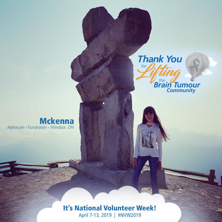 Mckenna's Volunteer Profile Featured Image