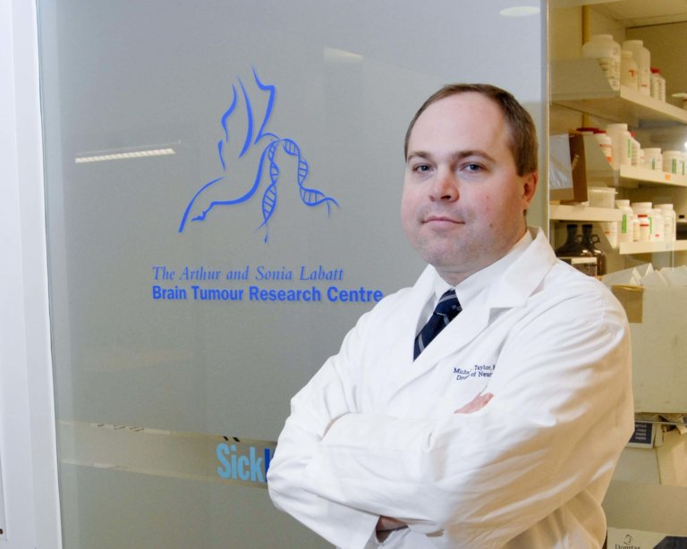 Dr. Michael Taylor – Research Grant – 2014 Featured Image