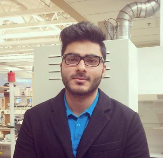 Faran Rashid – Studentship – 2015 Featured Image