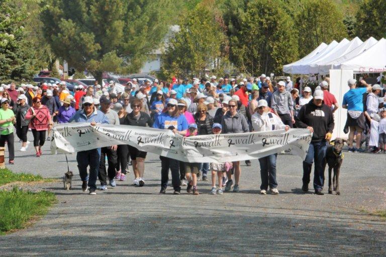 Sudbury Brain Tumour Walk Featured Image