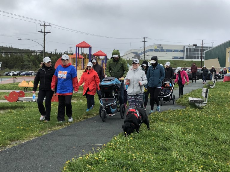 Newfoundland Brain Tumour Walk Featured Image