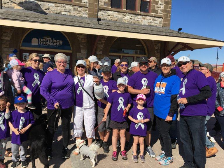 North Bay Brain Tumour Walk Featured Image